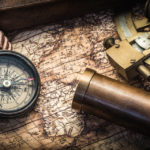 Compass And Sextant